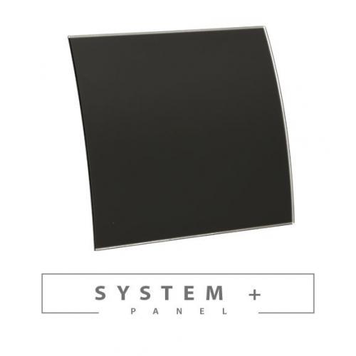 Панель Awenta System+ Escudo PEGB 100M - Black Matte Glass