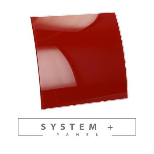 Панель Awenta System+ Escudo PEGR 100P - Red Glossy Glass