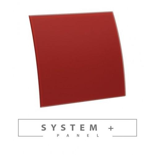 Панель Awenta System+ Escudo PEGR 100M - Red Matte Glass