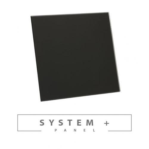 Панель Awenta System+ Trax PTGB 100P - Black Glossy Glass