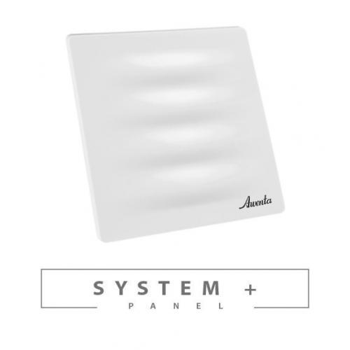 Панель Awenta System+ Vertico PVB 100 White