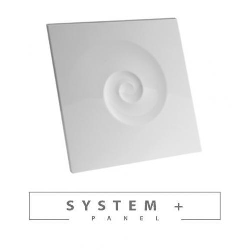 Панель Awenta System+ Vortex PXB 100 White