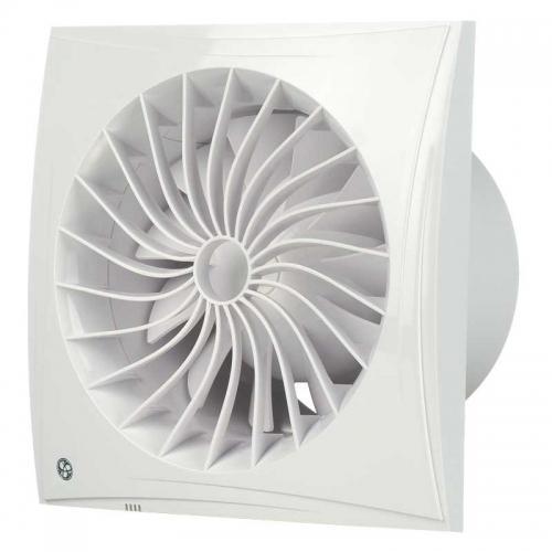 Осевой бесшумный вентилятор Blauberg SILEO MAX 150 H