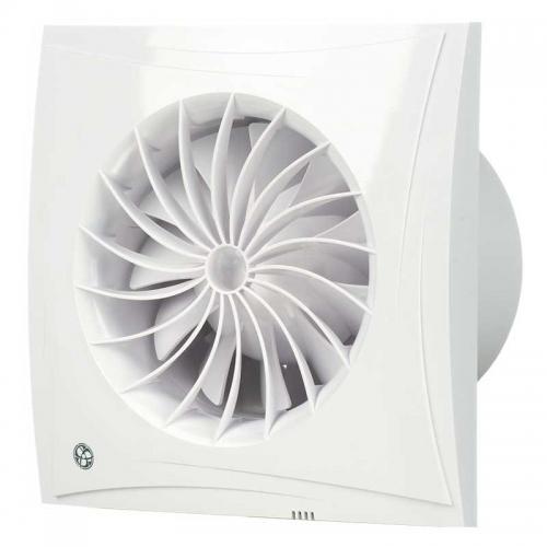 Осевой бесшумный вентилятор Blauberg SILEO 100 Т