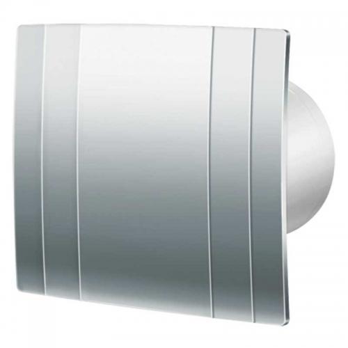 Декоративный вытяжной вентилятор Blauberg QUATRO Hi-tech Chrome 150