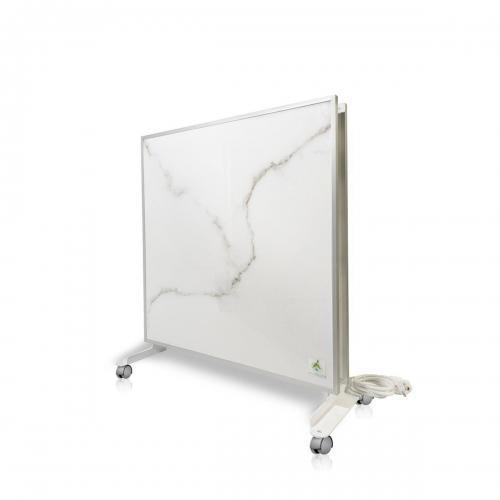 Керамический биоконвектор Ecoteplo DUO 1000 белый мрамор