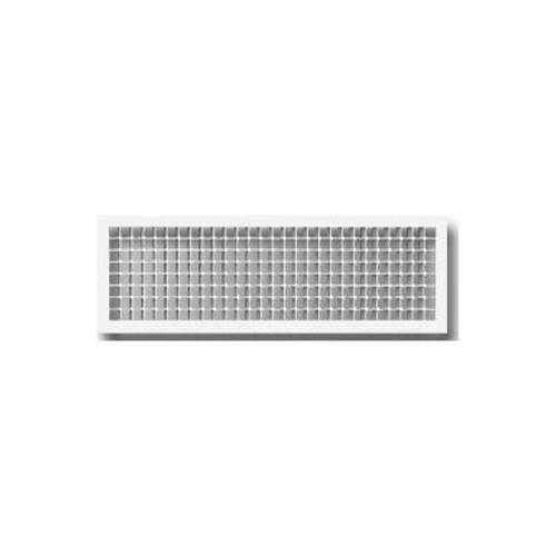 Вентиляционная решетка с пружинными креплением 450x150