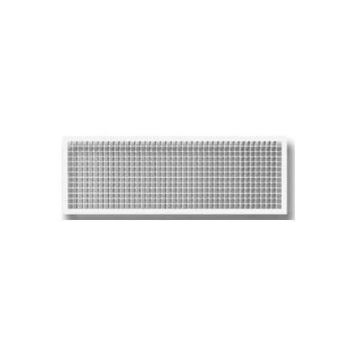 Вентиляционная решетка с пружинными креплением 600x210
