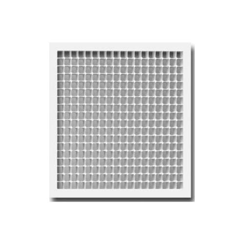 Вентиляционная решетка с пружинными креплением 300x300