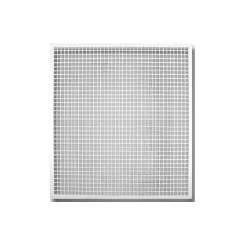 Вентиляционная решетка с пружинными креплением 600x600