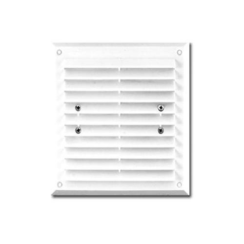 Вентиляционная решетка с сеткой 180x180