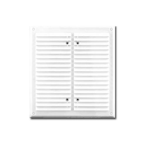 Вентиляционная решетка с сеткой 215x215