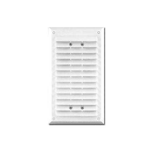 Вентиляционная решетка с сеткой 225x130