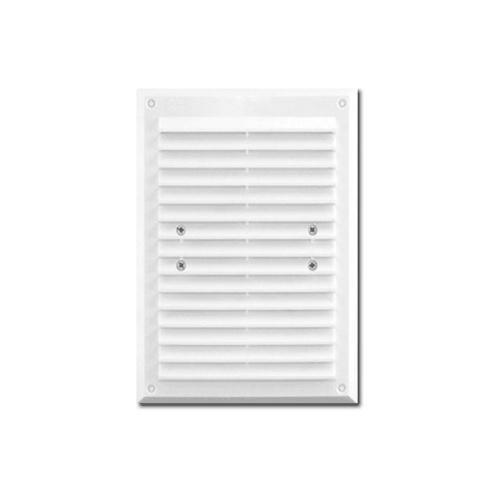 Вентиляционная решетка с сеткой 240x180