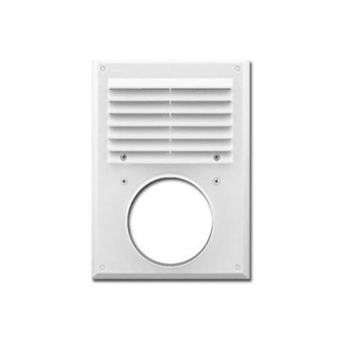Вентиляционная решетка с сеткой 240x180/d100