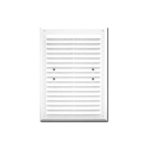 Вентиляционная решетка с сеткой 265x190