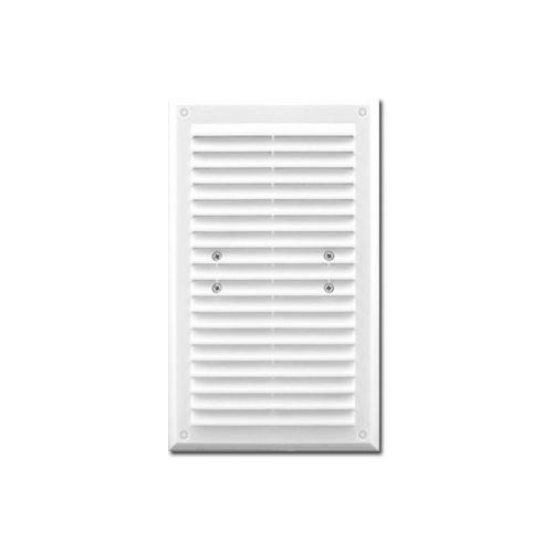 Вентиляционная решетка с сеткой 295x175