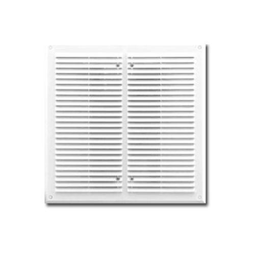 Вентиляционная решетка с сеткой 300x300