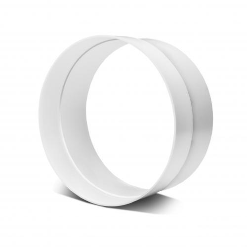 Пластиковое кольцо для удлинения трубы рекуператора Ventoxx Comfort до необходимой толщины стены