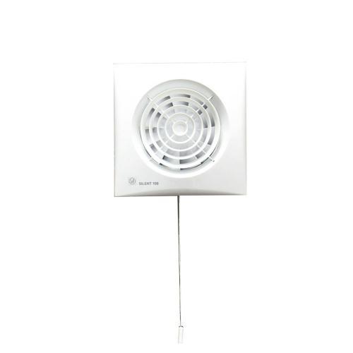 Бесшумный вентилятор Soler & Palau SILENT 100 CDZ