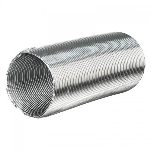 Алюминиевый воздуховод Алювент Н 130/2