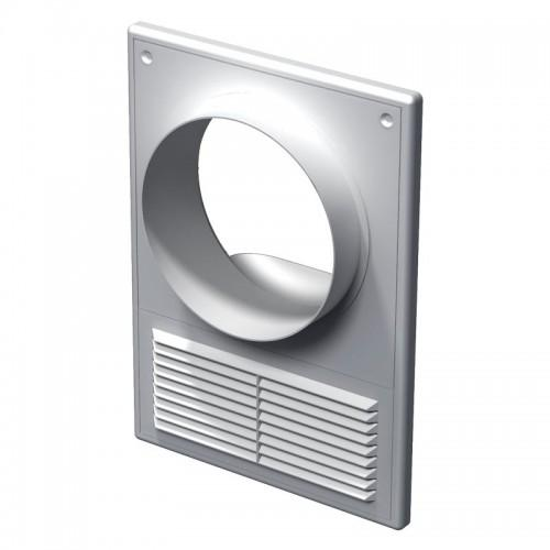 Вентиляционная решетка Вентс МВ 125 КВс