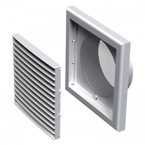 Вентиляционная решетка Вентс МВ 121 Вс