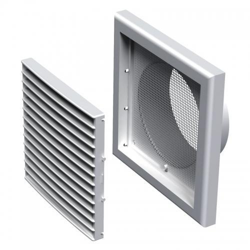 Вентиляционная решетка Вентс МВ 101 Вс