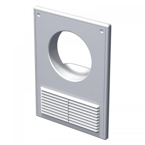 Вентиляционная решетка Вентс МВ 125 Кс