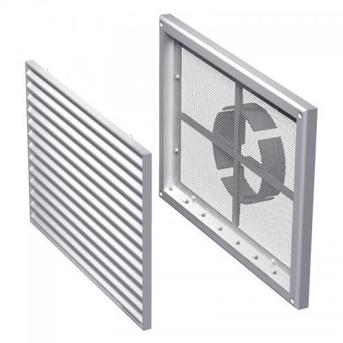 Вентиляционная решетка Вентс МВ 170 ВДс