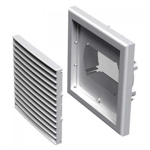 Вентиляционная решетка Вентс МВ 100 ВУс