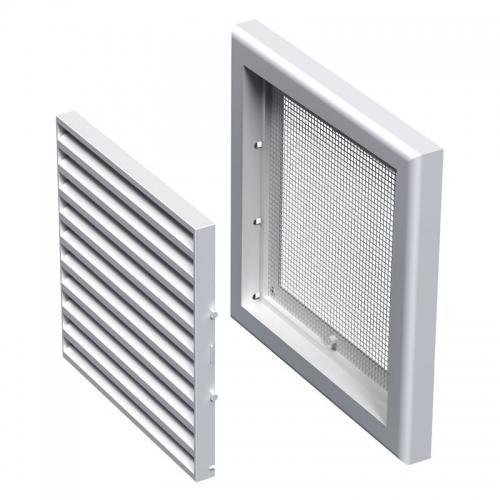 Вентиляционная решетка Вентс МВ 120с