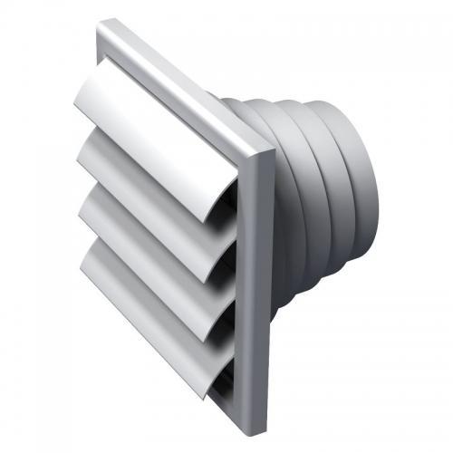 Вентиляционная решетка Вентс МВ 120 ВНЖ