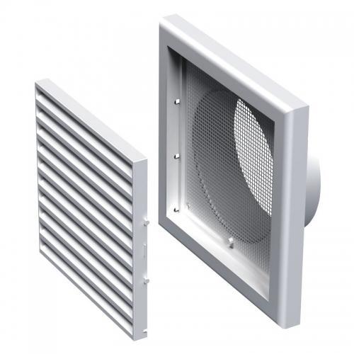 Вентиляционная решетка Вентс МВ 120 Вс