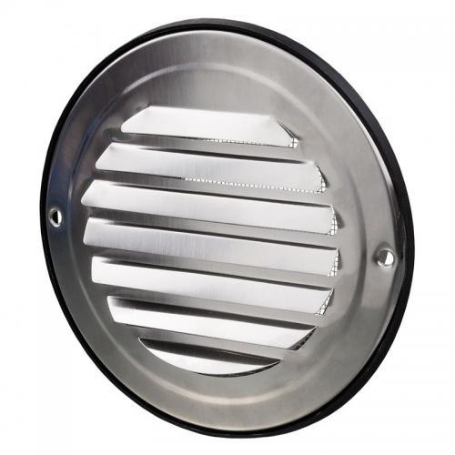 Вентиляционная решетка Вентс МВМ 100 бВ Н из нержавейки