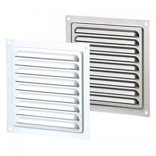 Вентиляционная решетка Вентс МВМ 125 металлическая