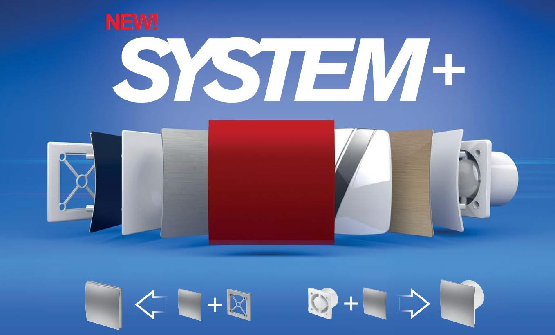 Вентиляторы awenta system+