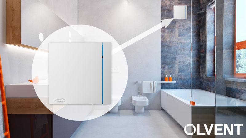 Как подобрать вытяжной вентилятор в ванную