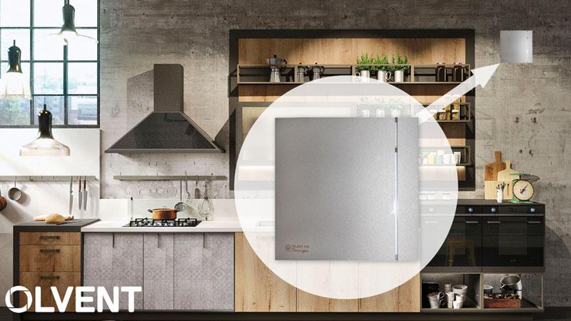 как подобрать вытяжной вентилятор на кухню