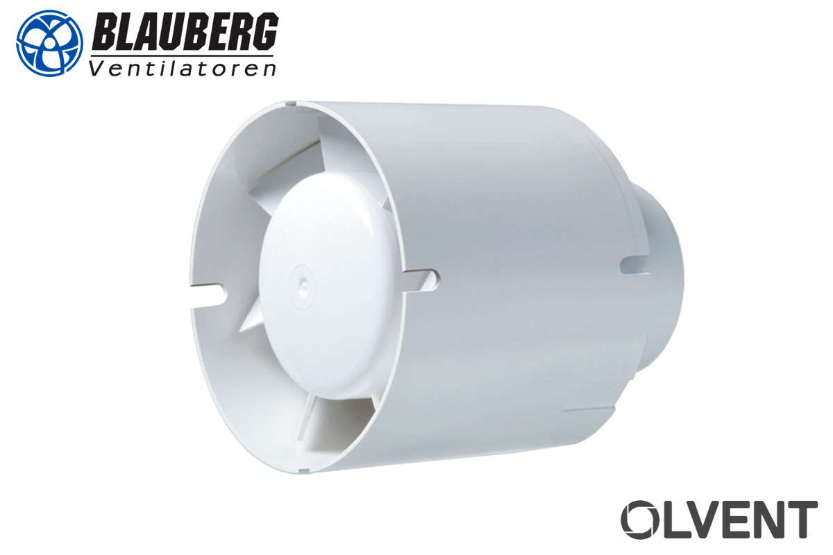 Канальный вентилятор Blauberg Tubo